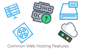 Common Web Hosting Features