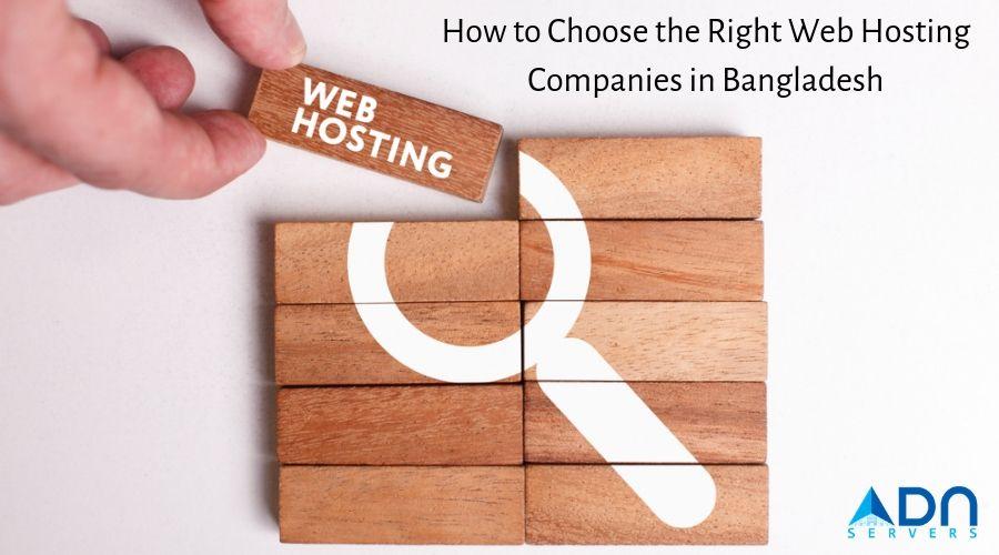 Web Hosting Companies - adnservers